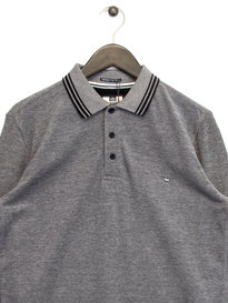 Weekend Offender Collins Polo Shirt Black