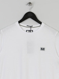 WEEKEND OFFENDER EMBER T SHIRT  WHITE