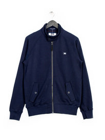 WEEKEND OFFENDER HORDEN SWEAT TOP NAVY