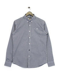 Weekend Offender Karsk Shirt Navy