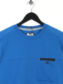 Weekend Offender Kubrick Sweat Blue