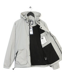 Weekend Offender Lang Jacket Mercury