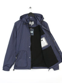 Weekend Offender Lang Jacket Navy