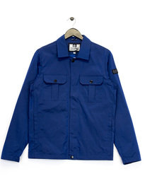 Weekend Offender Modernista Jacket Blue