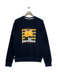 Weekend Offender Paninaro Man Sweat Top Navy