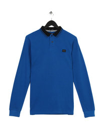 Weekend Offender Polanski Polo Blue