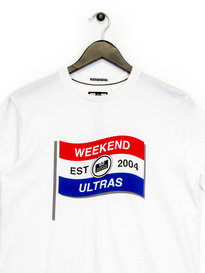 Weekend Offender Ultra Flag T-Shirt White
