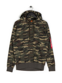 Alpha Industries X-Fit Hoody Camo