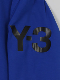 Y-3 AP2342 M CL TRACK TOP BLUE