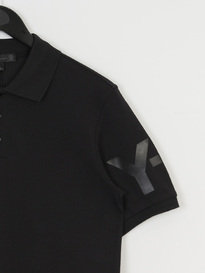 Y-3 AP6273 M CL POLO BLACK