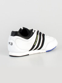 Y-3 BOXING WHITE