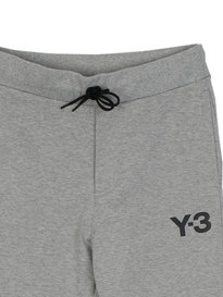 Y-3 Classic Cuffed Sweatpants Grey