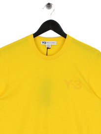 Y-3 Classic T-Shirt Yellow