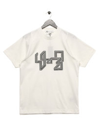 Y-3 M Tech Logo T-Shirt White