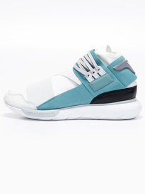 Y-3 Qasa High Trainers White
