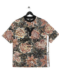 Y-3 U All Over Print T-Shirt Multicolour