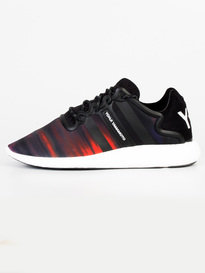 Y-3 YOHJI RUN TRAINERS MULTI BLACK