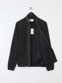You Must Create P5Faa Double Zip Jacket Black