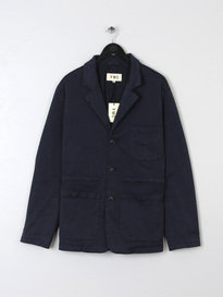 You Must Create P5Fay Drawstring Jacket Navy