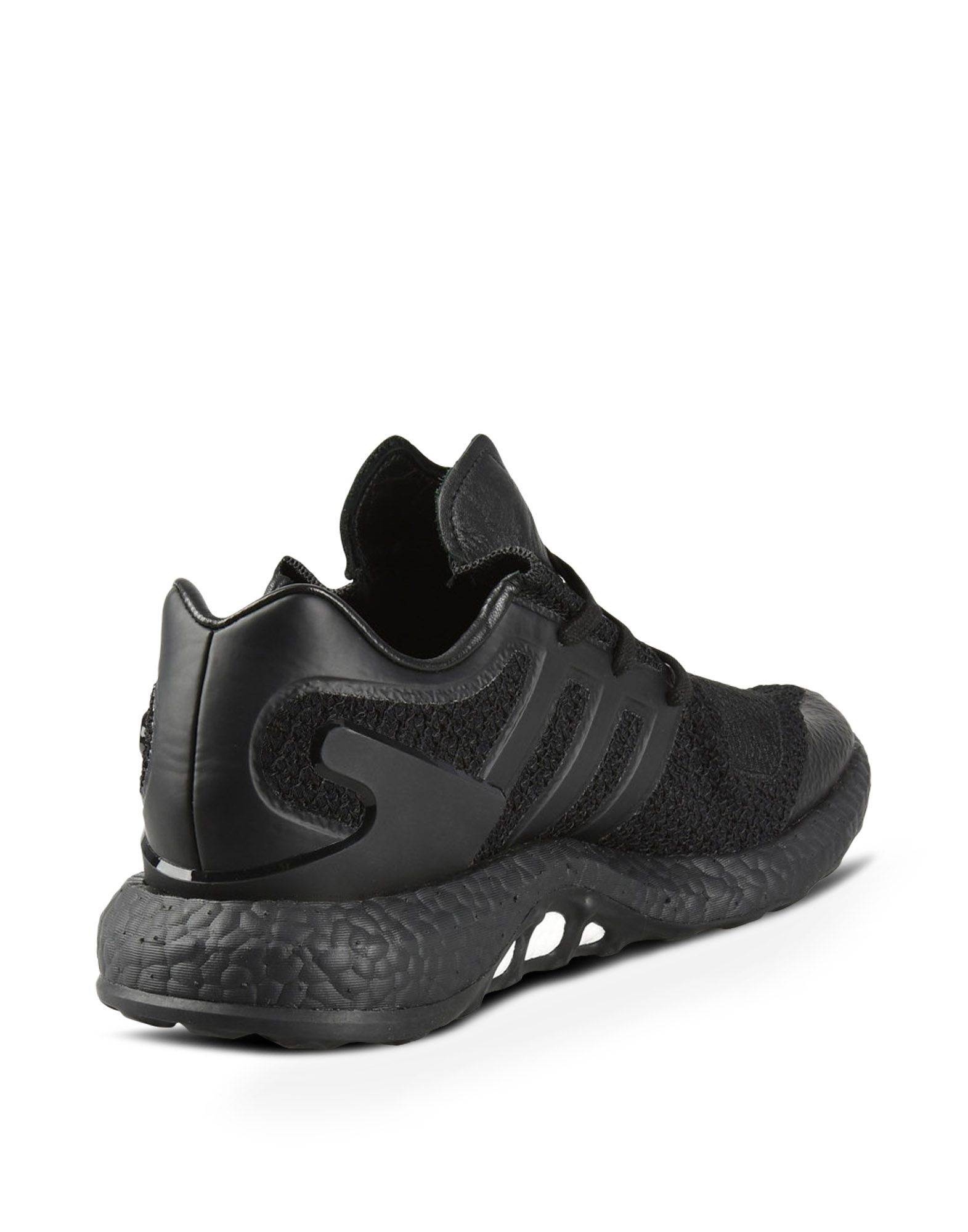 7e32eba34512 The Y-3 Pureboost is constructed with premium quality and lightweight  finish in mind and the Triple Black colourway builds on the success of  recent ...