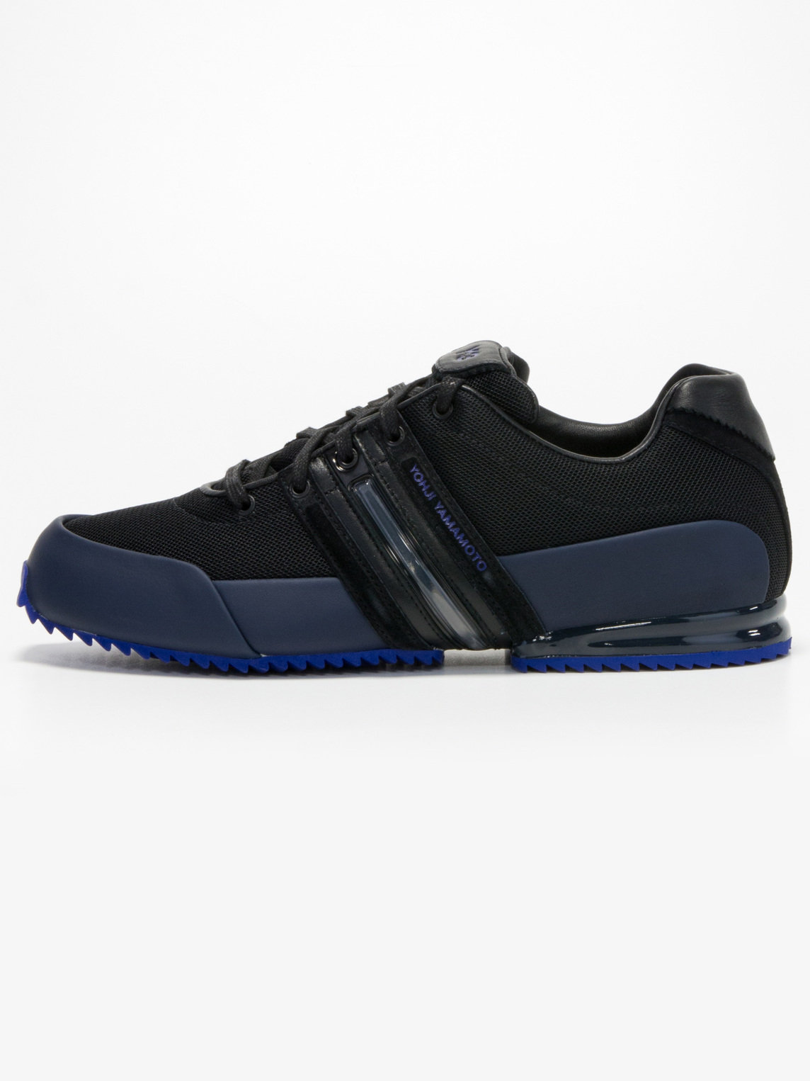 27eb555fbc145 The Y3 Sprint takes its inspiration from some of the most iconic Adidas  track and field silhouettes and gives the look a high end revamp.