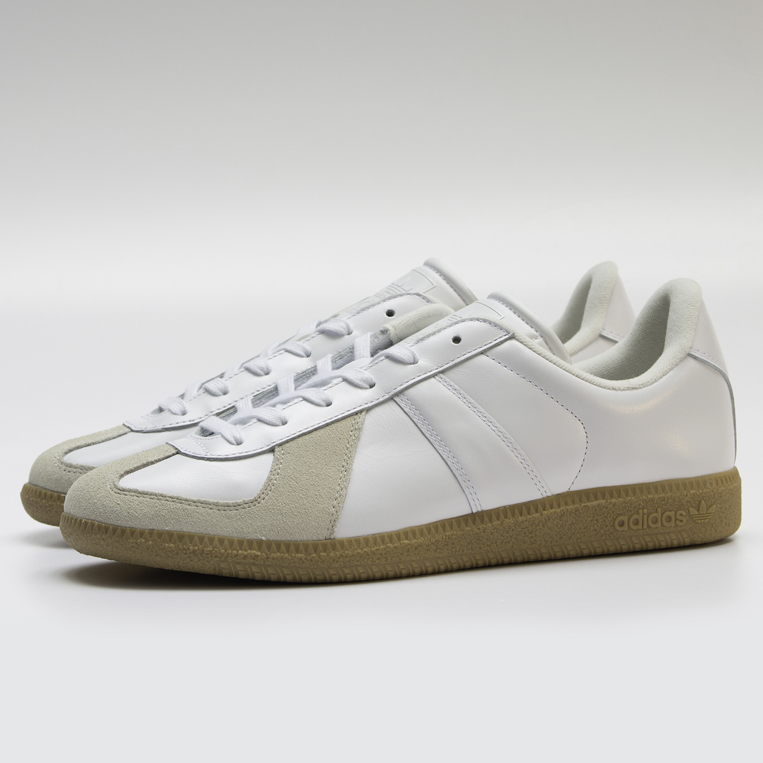 The adidas BW army is a classic replica of the Indoor German Army Trainer  and recreates the classic detailing in two fresh colourways. dae2c1dfc