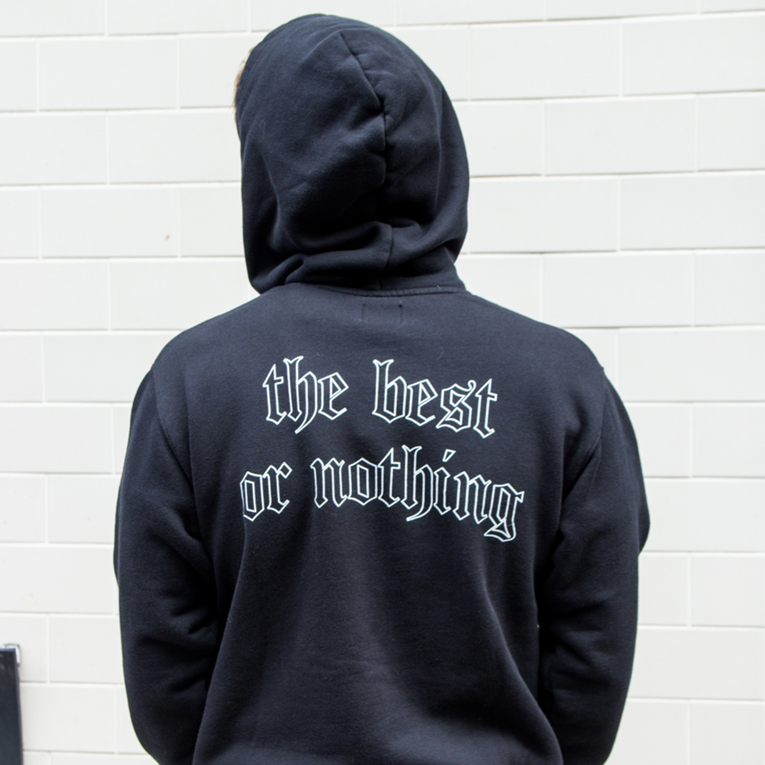 98a32d0039d8 Edwin Autumn Winter  17 has upgraded a modern classic with the release of  the brands Best or Nothing Hoodie. With a 100% cotton construction the  hoodie uses ...